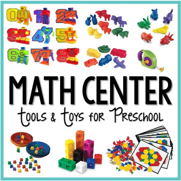 Best Math Tools and Toys for Preschool