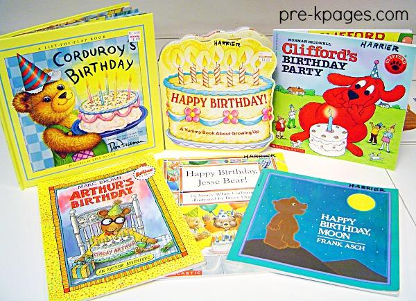 Book a birthday