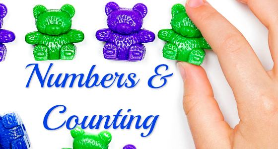 Math: Numbers and Counting