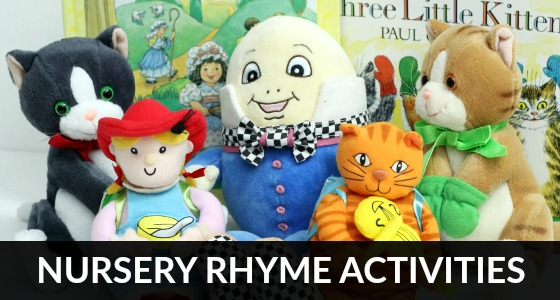 Nursery Rhyme Activities for Preschool
