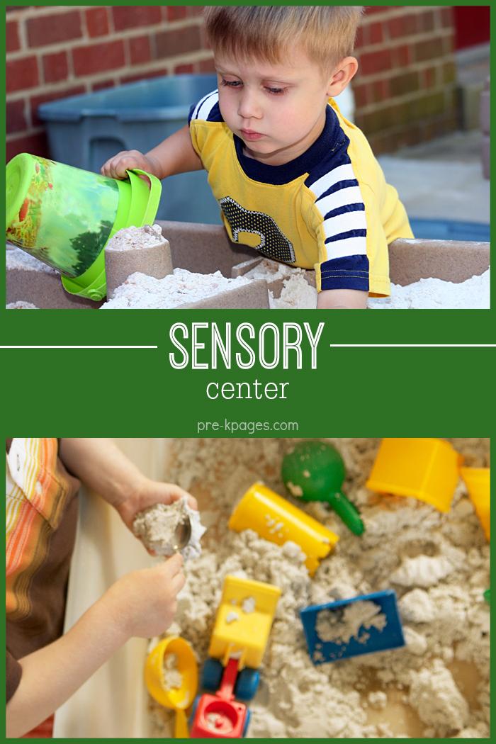 Preschool Sensory Table