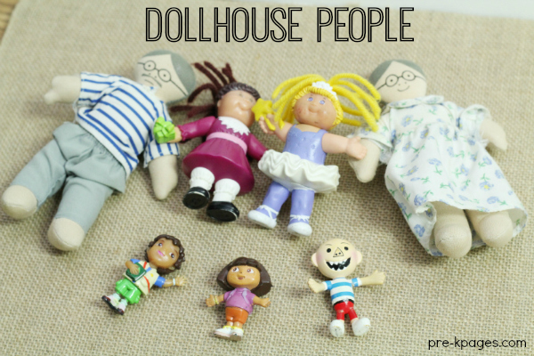 Dolls in the Dollhouse