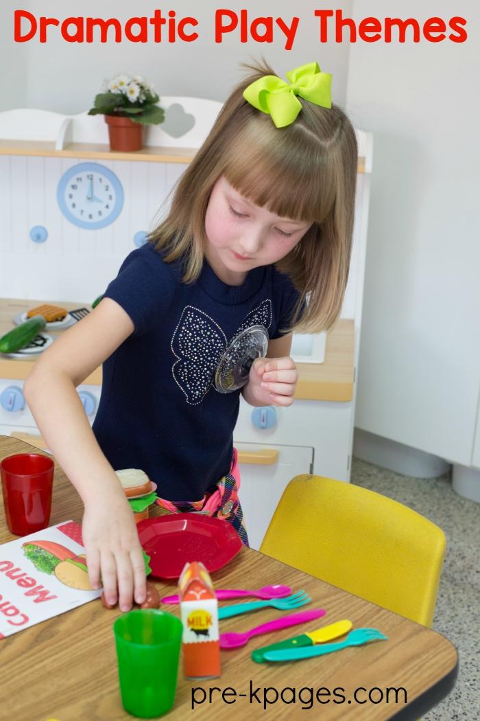 friendship station preschool dramatic play center in preschool pre k and kindergarten 495