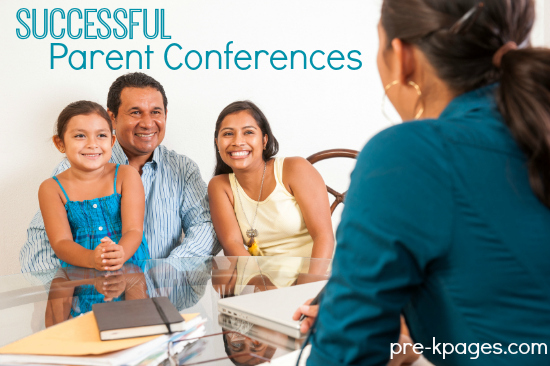 Successful Parent Conferences in Preschool and Kindergarten