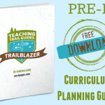 Trailblazer Pre-K Curriculum Planning Guide