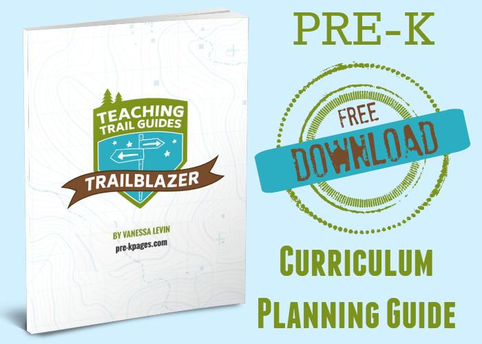 Trailblazer: Pre-K Curriculum Map Pacing Guide