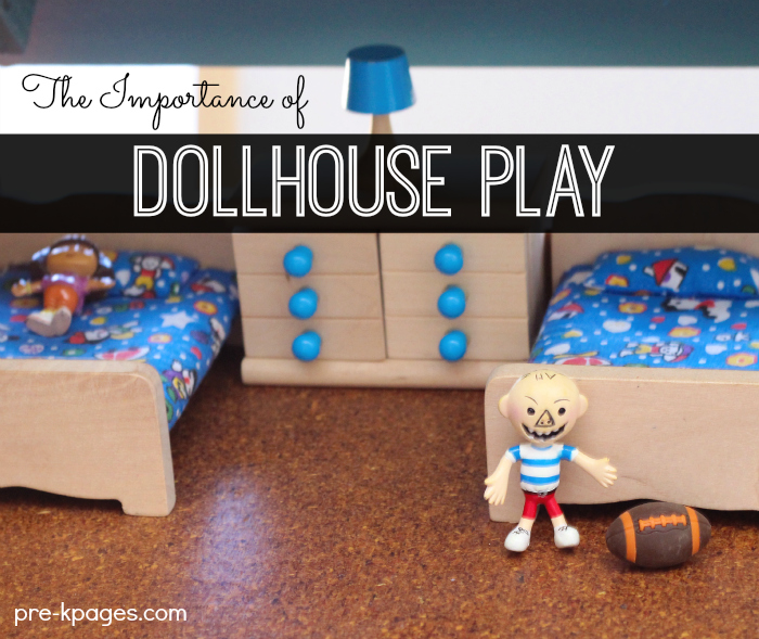 The Importance of Dollhouse Play in Preschool