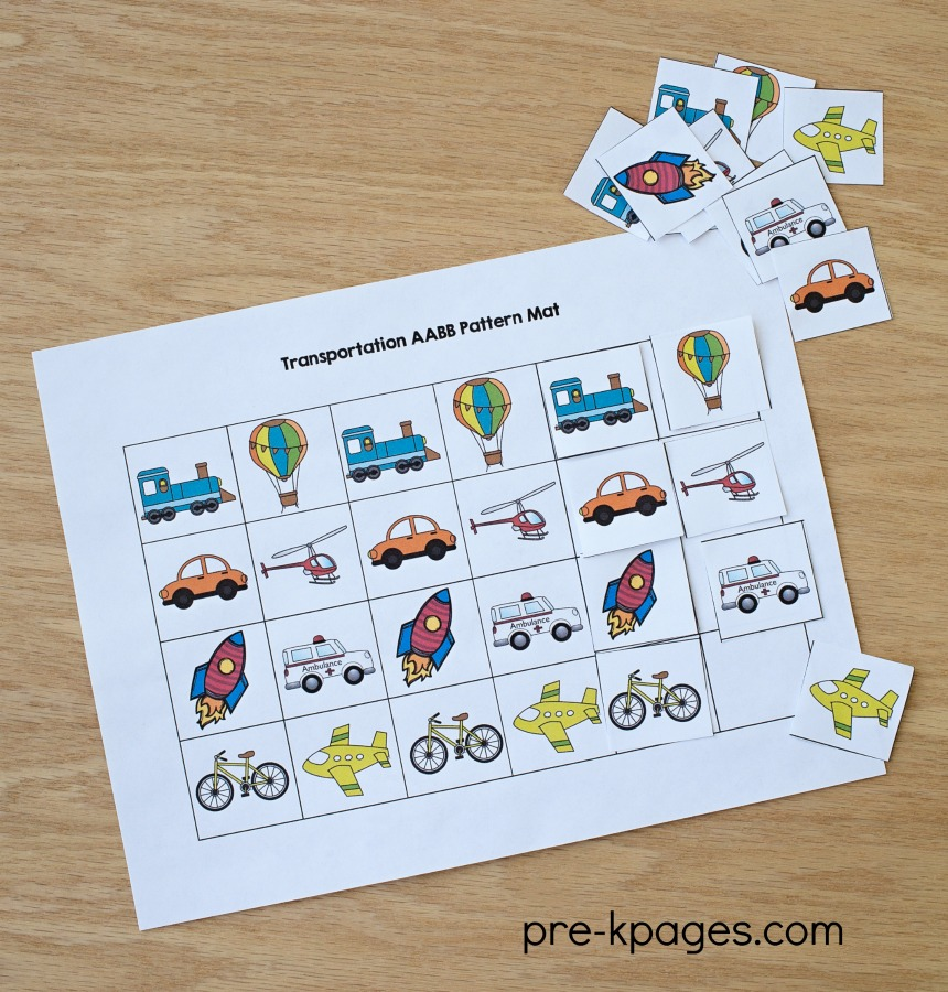 Race Car Theme Playing Cards