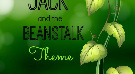 Jack and the Beanstalk Preschool Theme