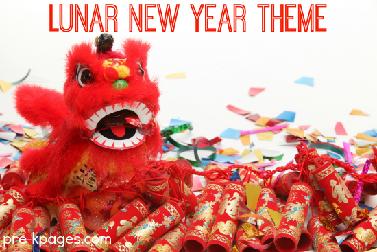 Chinese New Year Activities for Preschool and Kindergarten