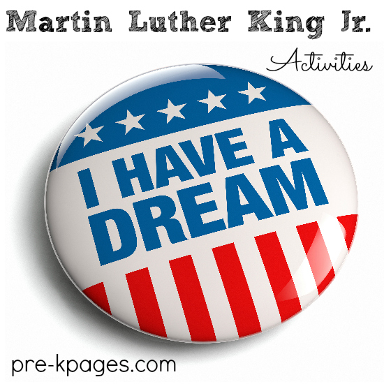 Martin luther king jr day theme for preschool martin luther king jr theme activities for preschool and kindergarten ibookread Read Online