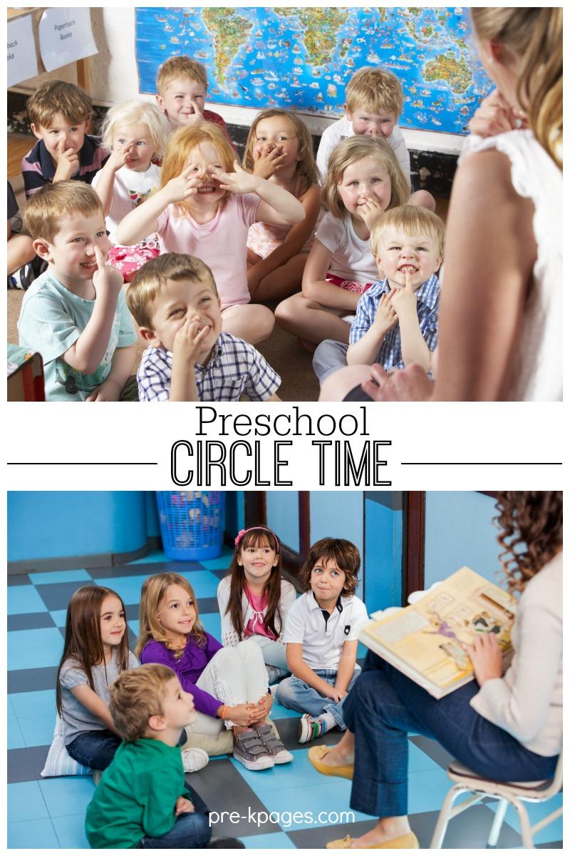 Preschool Circle Time