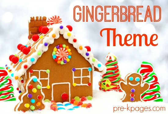 Gingerbread Theme Activities For Preschool And Kindergarten