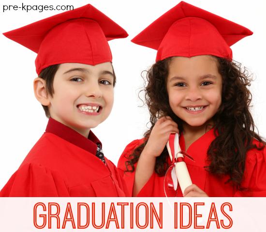 Graduation Ideas for Preschool and Kindergarten