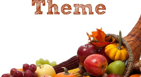 Thanksgiving Theme