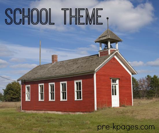 Beginning of the School Year Activities for Preschool, Pre-K, and Kindergarten