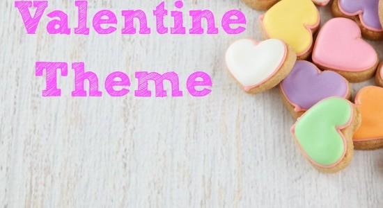 Valentine Activities for Preschool