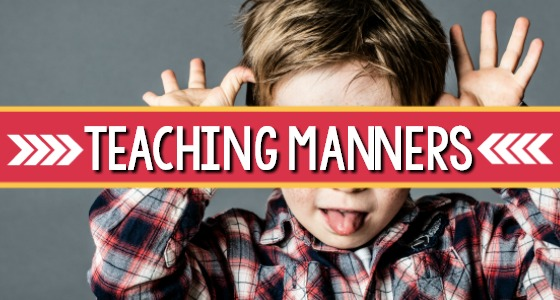 How to Teach Manners in Preschool