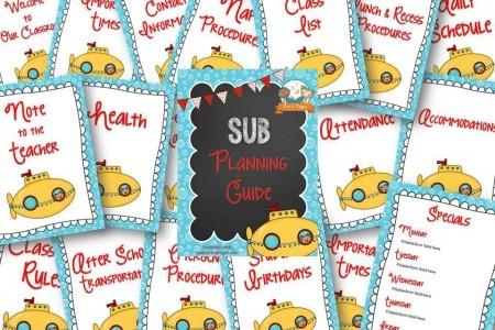 Substitute Folders