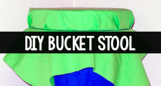 How to Make a Bucket Stool