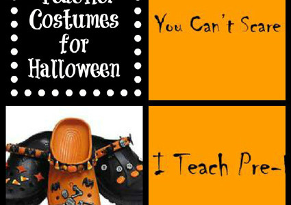 Teacher Halloween Costumes For Preschool