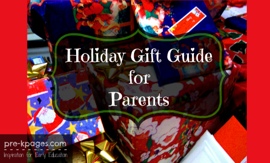 Holiday Shopping Guide for Parents of #preschool and #kindergarten
