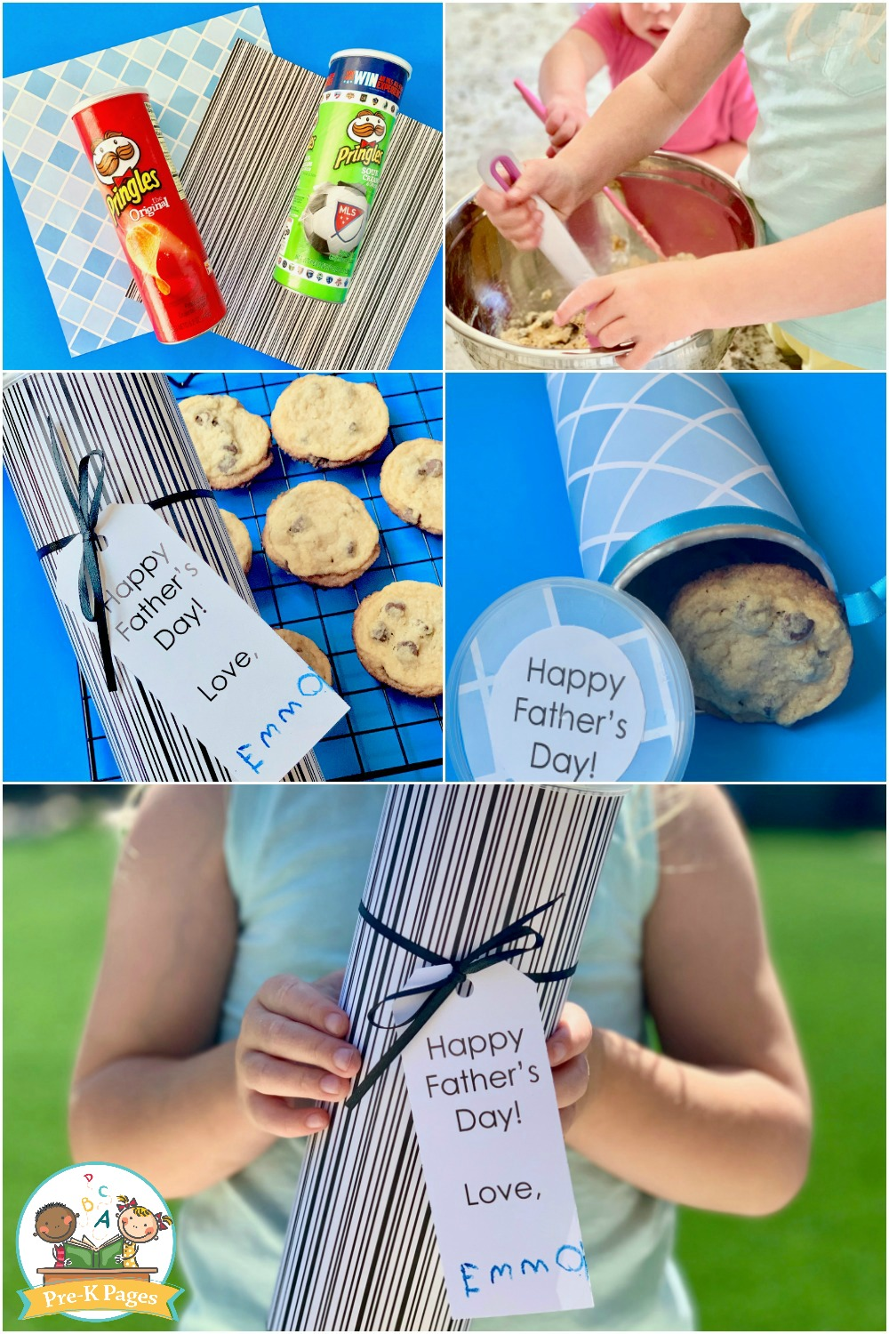 Homemade Cookie Gift Kids Can Make