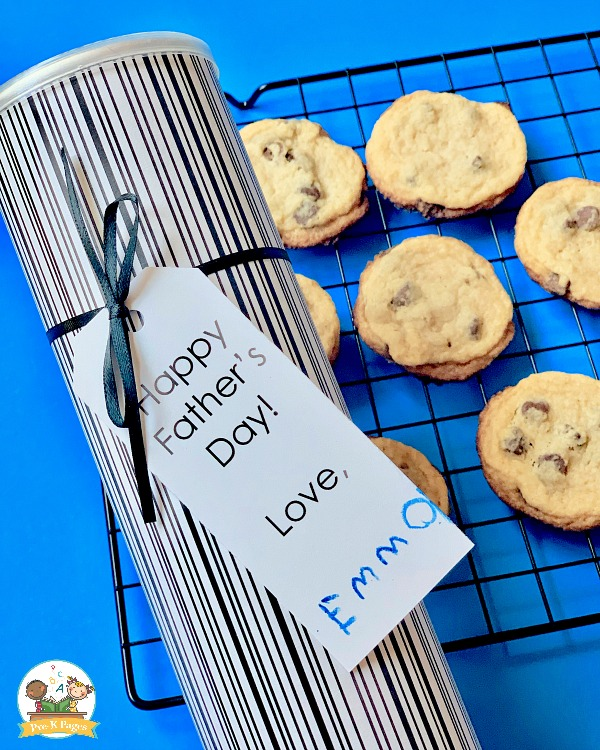 Homemade Fathers Day Gift Kids Can Make