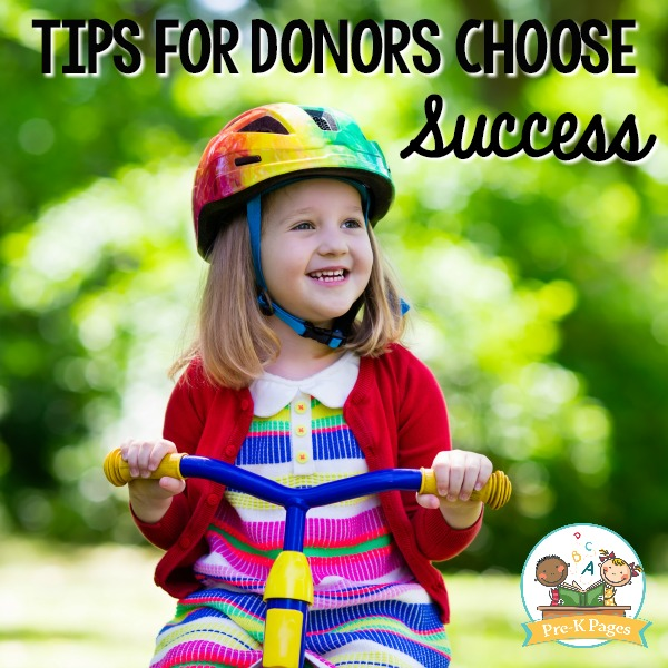 How to Write a Donors Choose Grant