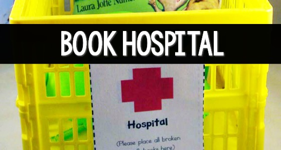 Book and Toy Hospital Box