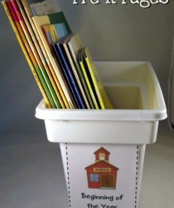 Cheap Book Storage Boxes