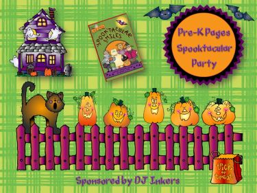 Spooktacular Halloween Printables