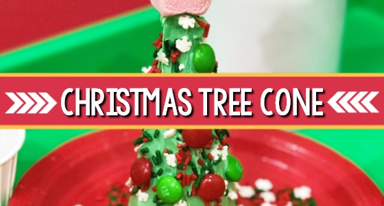 Christmas Tree Cones Math Printable