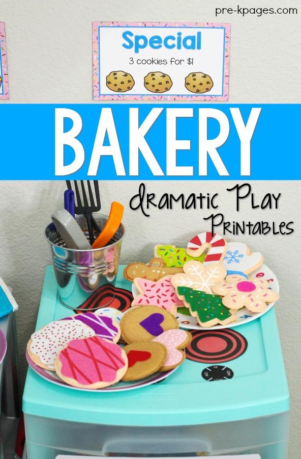 Bakery Dramatic Play Center In Preschool