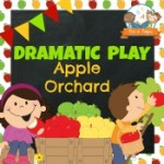 Dramatic Play Apple Orchard Printables