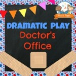 Dramatic Play Doctor's Office Printables