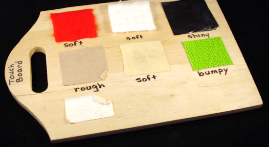 Science Texture Board