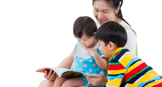 Take Home Book Program