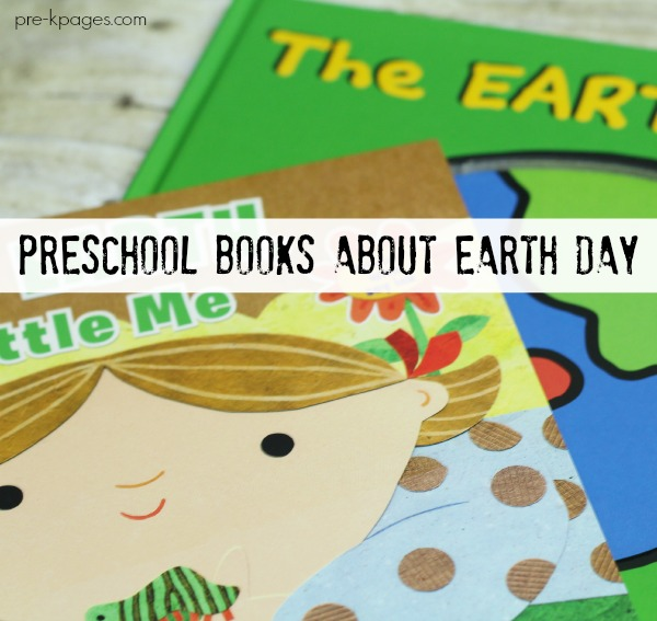 Preschool Books About Earth Day