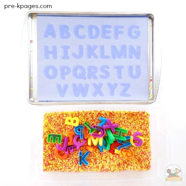 Fun Ways to Teach Kids the Letters of the Alphabet