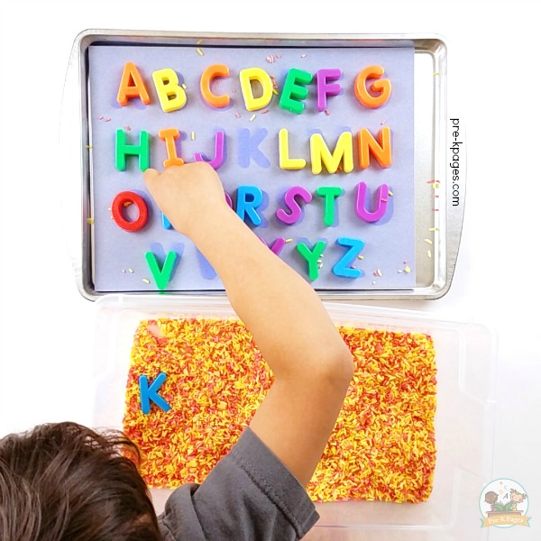 How to Teach the ABCs in Preschool