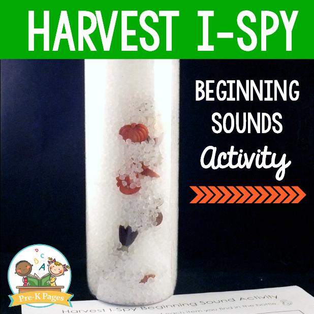 Harvest I-Spy Bottle