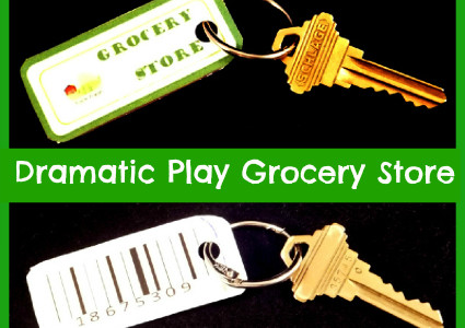 Dramatic Play Paint Chip Loyalty Cards
