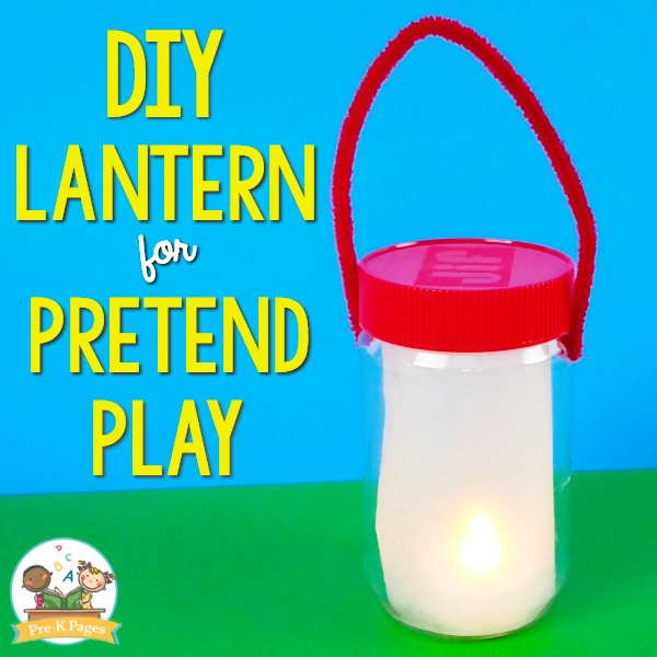 Lantern for Pretend Play