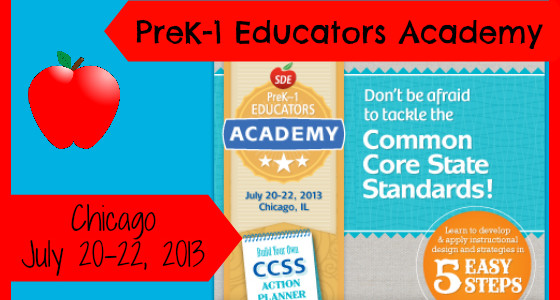 CCSS Educators Academy