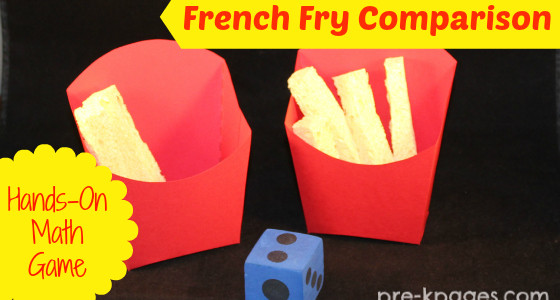 French Fry Comparison Game