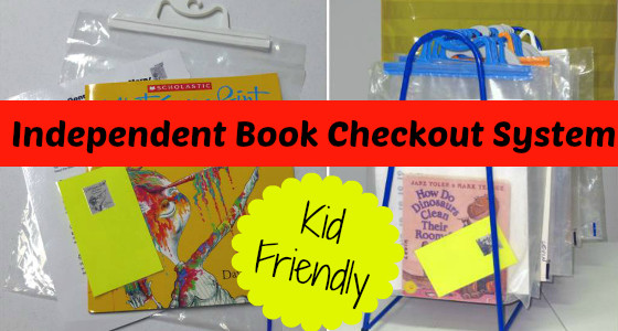 Take Home Books Program For Kids
