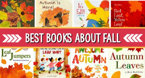 Best Preschool Books About Fall