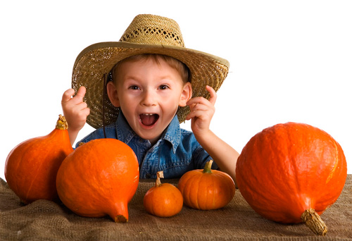 Pumpkin Patch Fun in the Dramatic Play Center