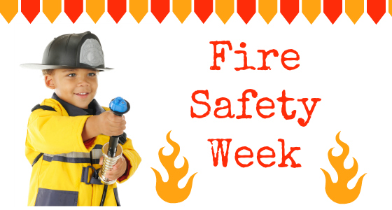 Fire Safety Activities for #preschool and #kindergarten